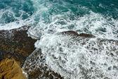 The sea near Acre. — Stock Photo