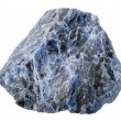 Stock Photo: Mineral collection: sodalite.