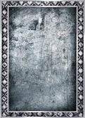 Metal plate steel background. — Stock Photo