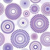 无缝模式与球 — 图库矢量图片