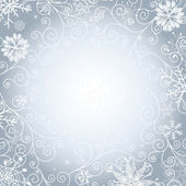 圣诞温柔帧 — 图库矢量图片