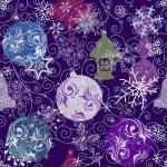 Christmas pattern — Stock Vector #7593482