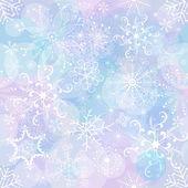 Seamless christmas wallpaper — Stock Vector