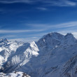 Caucasus Mountains. Elbrus region. — Stock Photo