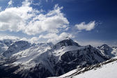 Caucasus Mountains. Dombay. — Stock Photo