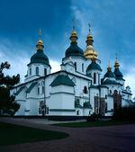 St. Sophia orthodox Cathedral, Kiev Ukraine. — Stock Photo