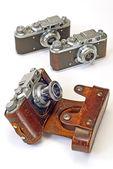 Antique camera — Zdjęcie stockowe