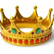Golden royal crown — Stock Photo #7340607