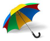 Color umbrella — Stock Photo