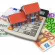 Stock Photo: Mortgage concept