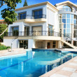 Luxurious villa — Stock Photo #7576104