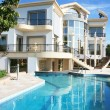 Luxurious villa — Stock Photo