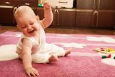 Baby-studie-gemüse — Stockfoto
