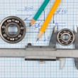 Technical tools - Stock Photo