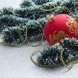 Christmas decoration — 图库照片