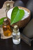 一連の香水油 — ストック写真