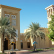 Museum of falconry in the UAE - Stock Photo