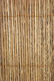 The old wicker fence — Stock Photo