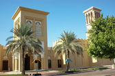 Museum of falconry in the UAE — Stock Photo