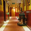 Stock Photo: Corridor of the Hotel