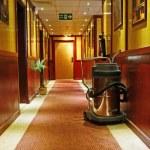 Corridor of the Hotel — Stock Photo
