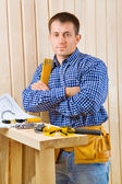 Engineereeng worker — Stock Photo