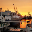 Port of Odessa — Stock Photo