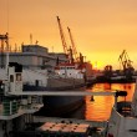 Port of Odessa — Stock Photo