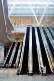 Escalator at Changi Airport — Stock Photo