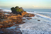 Tanah lot tempel — Stockfoto