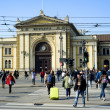 Stock Photo: Belgrade Central Railway Station