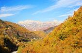Village de montagne de monténégro — Photo