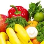 grönsaker och frukter — Stockfoto #6801510