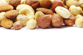 Mixed nuts — Foto de Stock