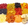 Dried fruits — Stock Photo #7151849