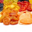 Dried fruits — Stock Photo #7151857