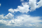 Sky background — Stock Photo