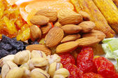 Dried fruits — Foto de Stock