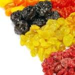 torkad frukt — Stockfoto #7245739