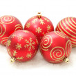 christmas balls — Stock Photo #7277831