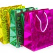 Shopping bags - Foto Stock