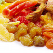 Dried fruits — Stock Photo #7337278