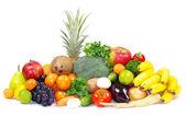 Frutas e legumes — Fotografia Stock