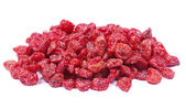 Red cranberries — Stock Photo