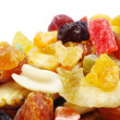 Dried fruits — Stock Photo #7421494