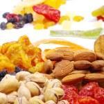 torkad frukt — Stockfoto #7421551