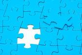 Puzzles — Stock Photo