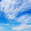 Sky background — Stock Photo #7603597