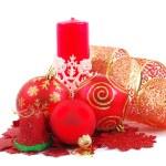 Christmas balls — Stock Photo #7644404