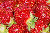 Strawberry texture — Stock fotografie